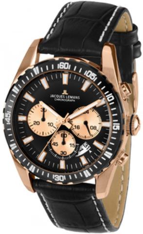 Купить Наручные часы Jacques Lemans 1-1801E по доступной цене
