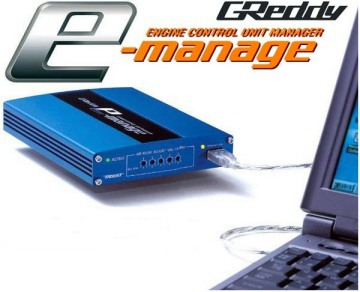 ECU GReddy E-Manage
