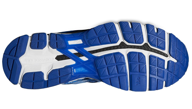 Мужские беговые кроссовки Asics Gel-Kayano 21 Lite-Show (T4N0Q 4747) синие фото