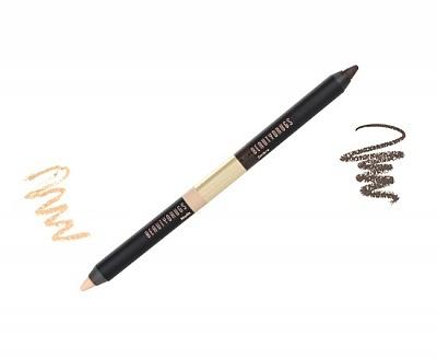 Двойной карандаш для глаз Nude/Ombre Liner