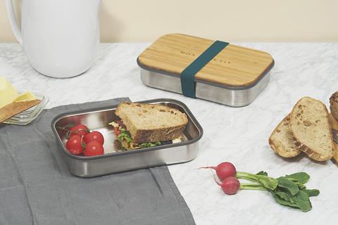 Сэндвич-бокс бирюзовый