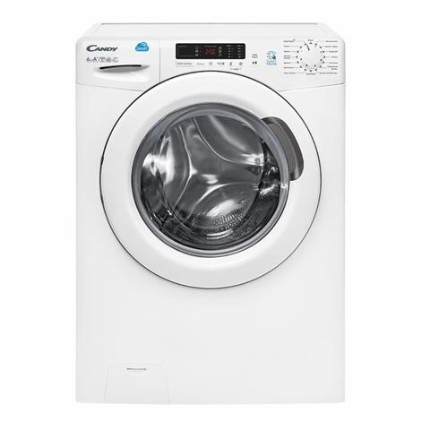 Узкая стиральная машина Candy Smart DCS4 1062D1/2-07