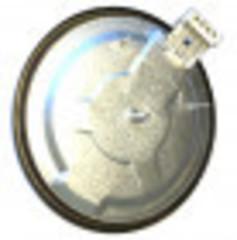 ЭКЧ 220-2,6/220 Конфорка электрическая, 2600Вт, 220В, диаметр 220 мм,с металлическим ободом