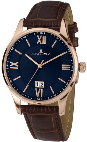 Купить Наручные часы Jacques Lemans 1-1845G по доступной цене