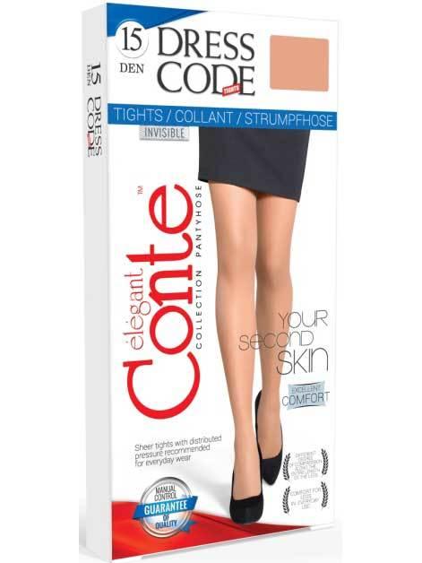 Женские колготки Dress Code 15 Conte