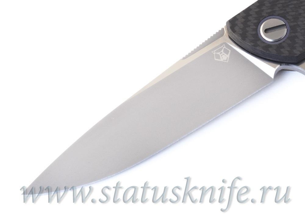 Нож Широгоров Хати Vanadis 10 CF 3D Кастом Дивижн