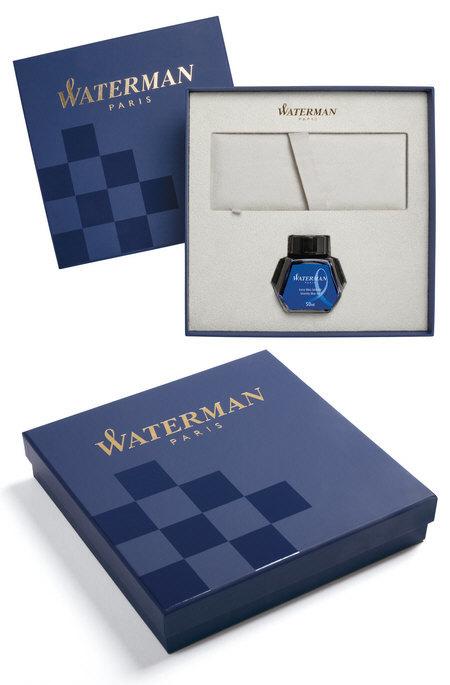 Waterman 2014 Hemisphere Blue Obsession (1913277)
