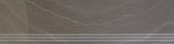 Монолитная ступень AS 20 Темно-серый песок Размер: ступени 120x30 см Размер подступенка: 120x15 см   Полированнная, структурная, матовая