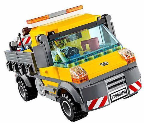 LEGO City: Машина техобслуживания 60073 — Service Truck — Лего Сити Город