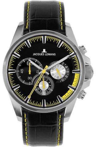 Купить Наручные часы Jacques Lemans 1-1655E по доступной цене