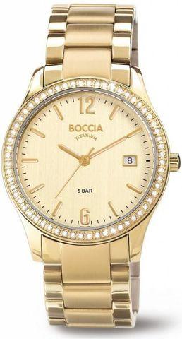 Купить Женские наручные часы Boccia Titanium 3235-03 по доступной цене