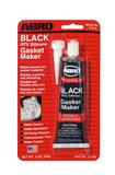 Герметик силиконовый ABRO черный 85г (12шт/кор)