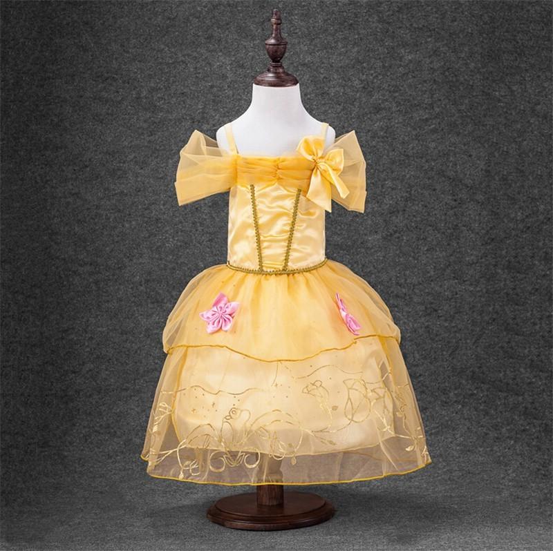 Платье Принцесса Диснея Белль