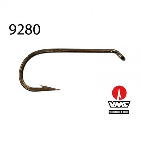 Крючки VMC 9280 BZ (10 штук в упаковке)