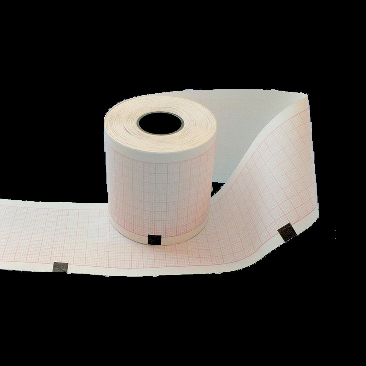 50x30x18, бумага ЭКГ для Cardioline ETA 150, реестр 4020
