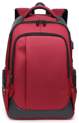 Рюкзак DCM 1283 USB Красный