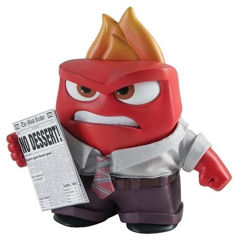 Inside Out — Figures Large Anger