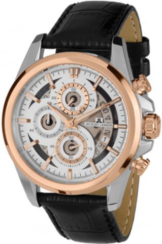 Купить Наручные часы Jacques Lemans 1-1847C по доступной цене