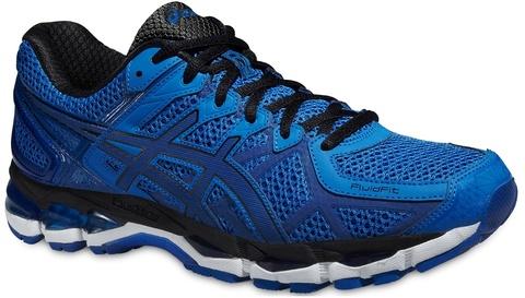 Мужские кроссовки для бега Asics Gel-Kayano 21 Lite-Show (T4N0Q 4747) синие