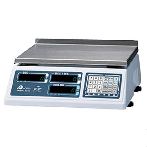 Весы счетные Acom AC-100-5