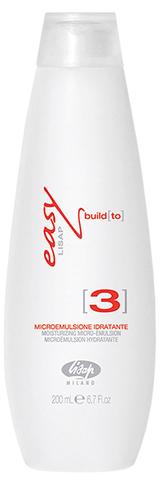Крем-молочко Изи Билд3 Лисап для восстановления волос 200мл