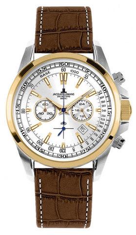 Купить Наручные часы Jacques Lemans 1-1117DN по доступной цене