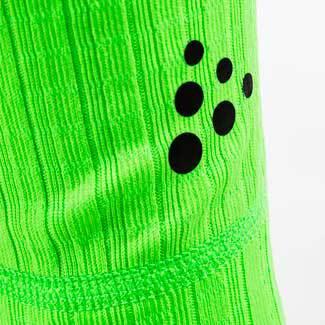 Мужское термобелье рейтузы Craft Active Extreme (190985-2810) зеленый
