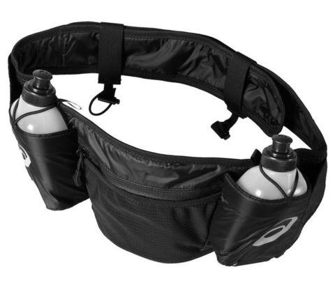 Пояс для бега с бутылками Asics Runners Waisbelt черный
