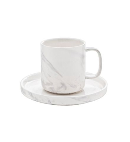 Сервизы чайные Чашка и блюдце Roomers Marble Grey chashka-i-blyudtse-roomers-marble-grey-niderlandy.jpg