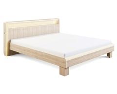 Кровать ОЛИМПИЯ-1600 с подсветкой