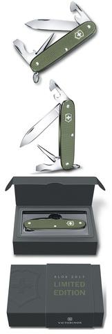Нож Victorinox модель 0.8201.L17 Pioneer Limited Edition 2017