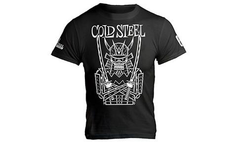 Футболка Cold Steel модель TL2 Undead Samurai Tee (M)