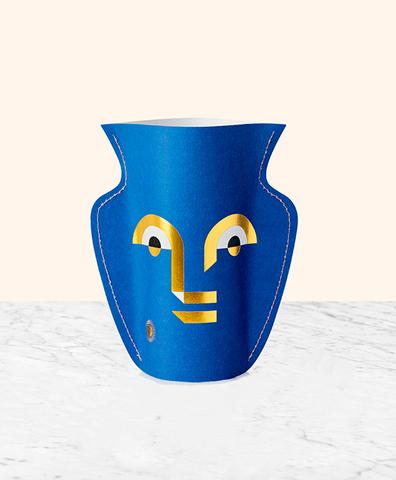 Двухсторонняя бумажная ваза APOLINO мини