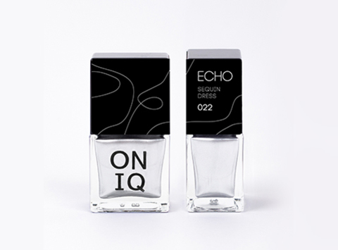 ONP-022 Лак для стемпинга. Echo: Sequin Dress