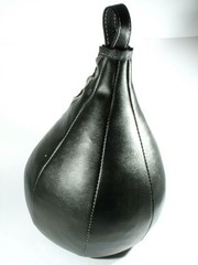Груша боксерская, 5 кг, тент, исск. кожа.