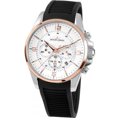 Купить Наручные часы Jacques Lemans 1-1799D по доступной цене