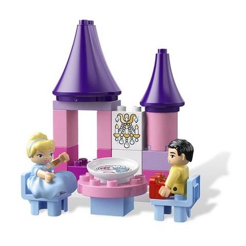 LEGO Duplo: Замок Золушки 6154 — Disney Princess Cinderella's Castle — Лего Принцесса Диснея Дупло