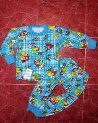 Детская пижама, начес