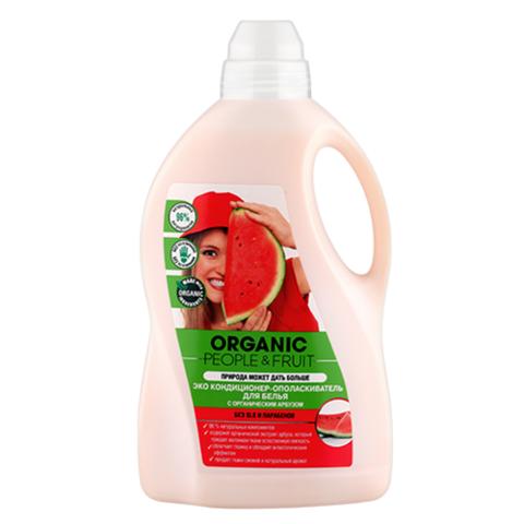 Organic PEOPLE, Эко кондиционер для белья People&Fruit Арбуз, 1500мл