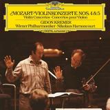 Gidon Kremer, Vienna Philharmonic, Nikolaus Harnoncourt / Mozart: Violin Concertos No. 4 & 5 (LP)