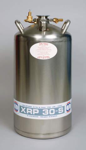 Криососуд под давлением XRP-30/1.5