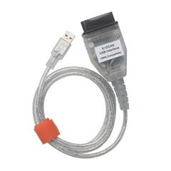 BMW INPA K+DCAN (BMW Rheingold) - Диагностический автосканер