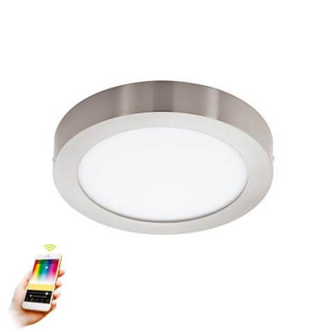 Панель светодиодная ультратонкая накладная системы умный свет EGLO connect Eglo FUEVA-C 96678