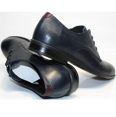 Туфли синие Икос 3360-4.