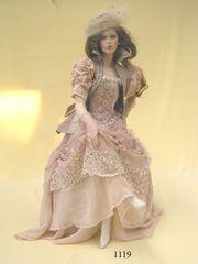 Кукла фарфоровая коллекционная Marigio Rosalia