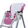Сменный чехол Esspero Sport для Peg-Perego Prima Pappa Best Pink/White