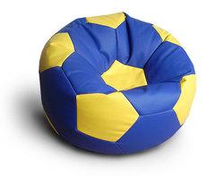 Кресло мяч Сине-Желтый