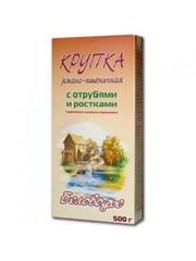 Каша Крупка ржано-пшеничная с отрубями и ростками, 500 гр. (Беловодье)