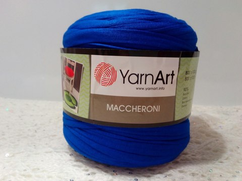 YarnArt Maccheroni ( синий )