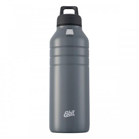 Бутылка для воды Esbit, темно-серая, 1.0 л